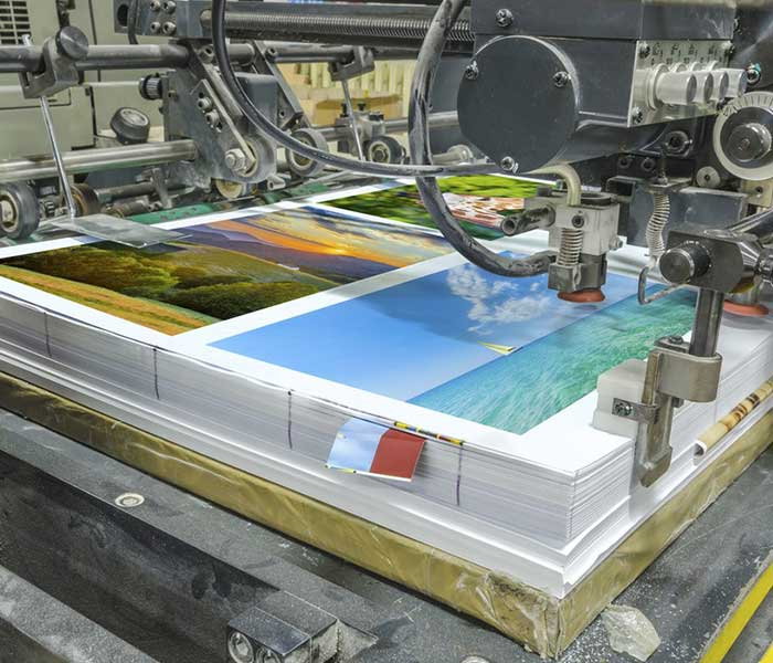custom professional printing and packaging services